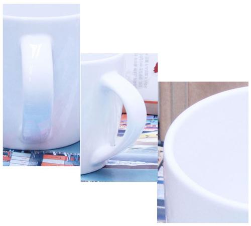 테라 화이트 머그컵 360ml (12온스)