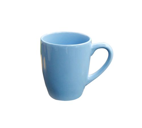 로제파스텔 블루 머그컵 350ml (12온스)