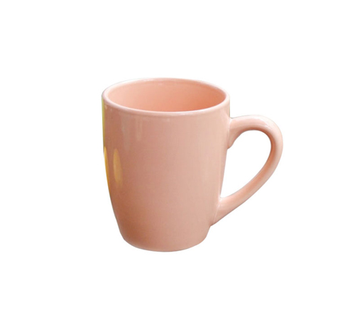 로제파스텔 핑크 머그컵 350ml (12온스)
