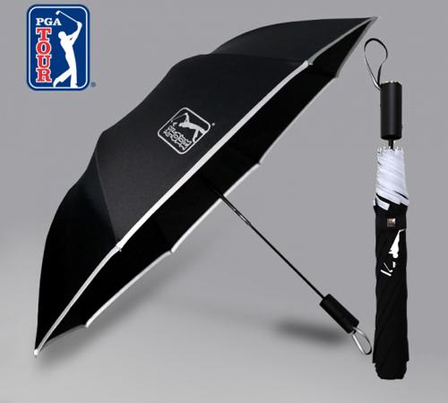 PGA 리플렉티브 안전 2단우산(자동)