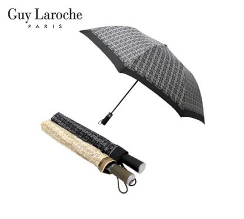 기라로쉬 나염로고패턴 2단우산(자동)