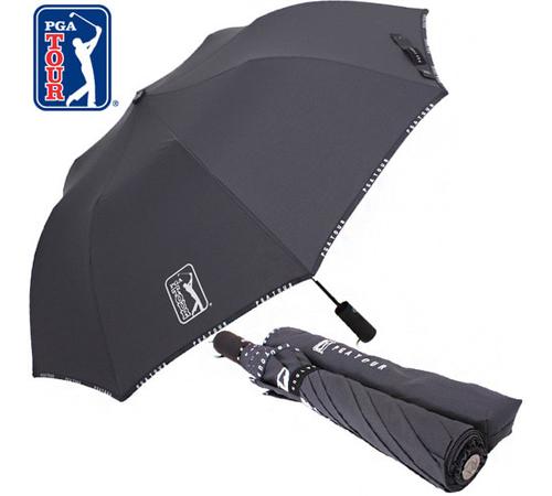 PGA 로고바이어스 2단우산(자동)