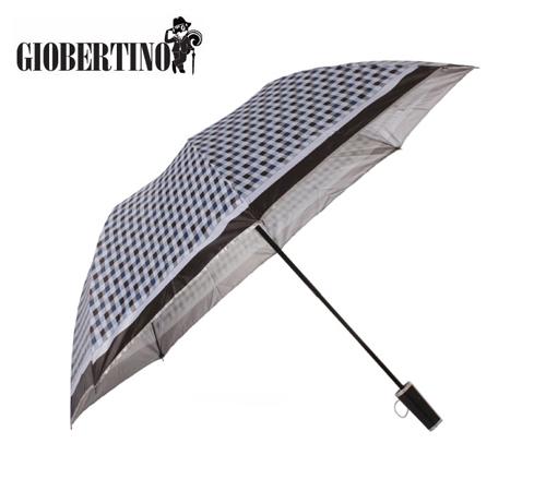 지오베르티노 체크실버 2단우산(자동)