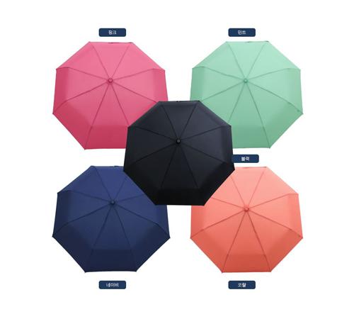 스위스밀리터리 솔리드 3단우산(수동)