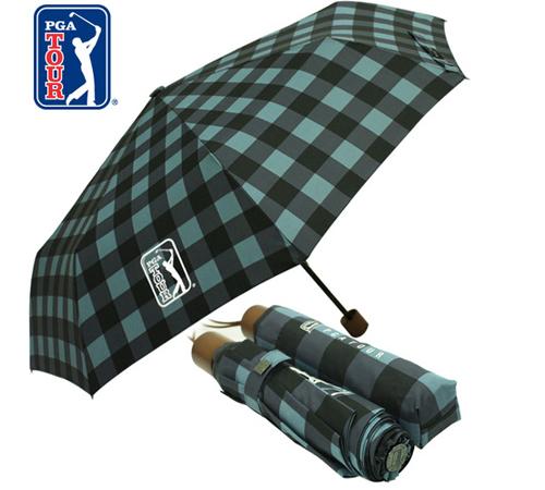 PGA 체스블루 3단우산(수동)