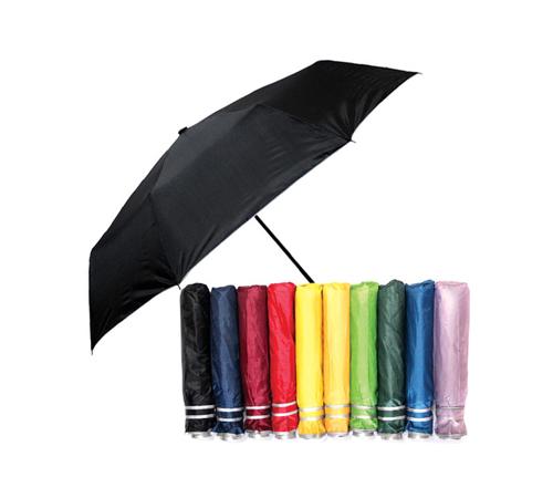 무지실버 3단우산(수동)