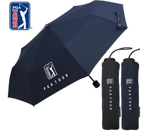 PGA 무지 3단우산(수동)