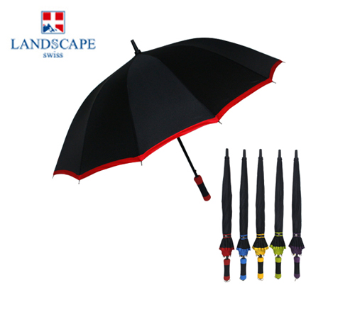 랜드스케이프 컬러바이어스 60 장우산(자동)