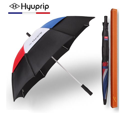 협립 태극컬러 이중방풍 65 장우산(수동)