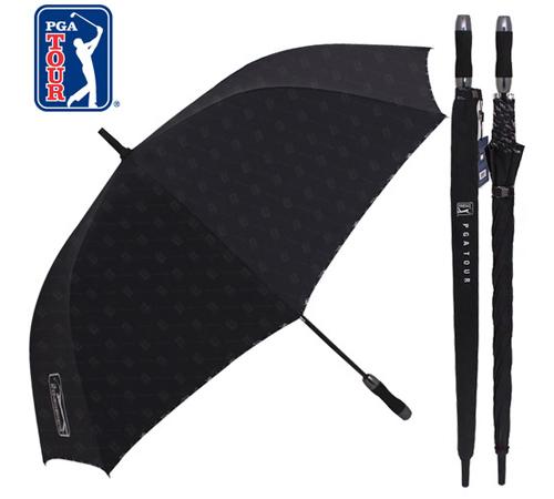 PGA 엠보선염바이어스 75 장우산(자동)