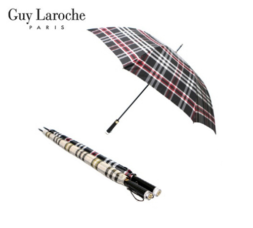 기라로쉬 뉴클래식 체크패턴 75 장우산(자동)