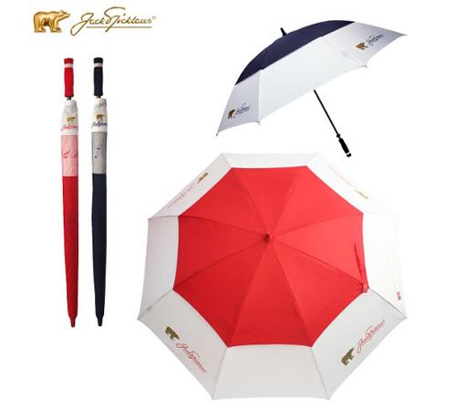 잭니클라우스 컬러이중방풍 80 장우산(수동)